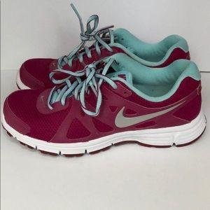 NWOT Nike Revolution 2 Running Shoes 6.5M